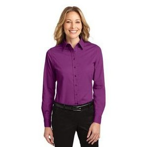 Port Authority® Ladies' Easy Care Long Sleeve Shirt