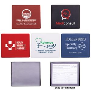 COVID-19 Vaccination Card Holder COVID-19 Vaccination Card Holder