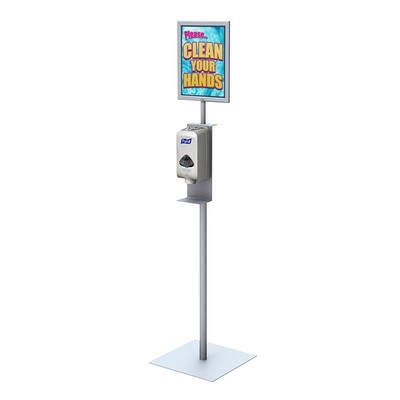 Hand Sanitizer Display Stands