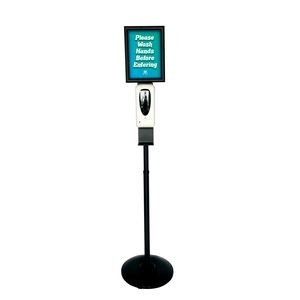 Sanitizer Display Stand
